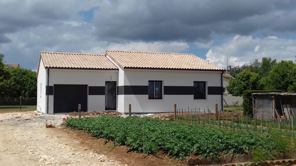 Maison livré par Maisons HTM