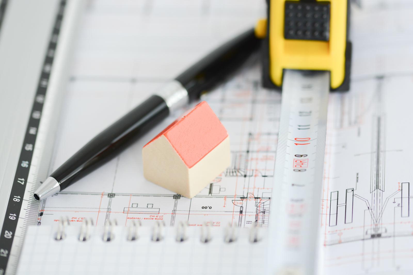 Plan maison individuelle - Maison HTM